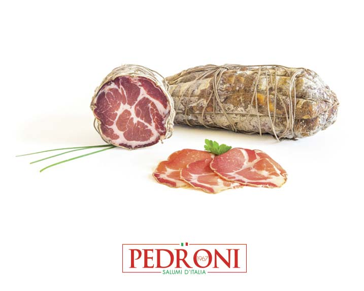 Coppa Stagionata in Corda