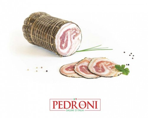 Pancetta Pepata