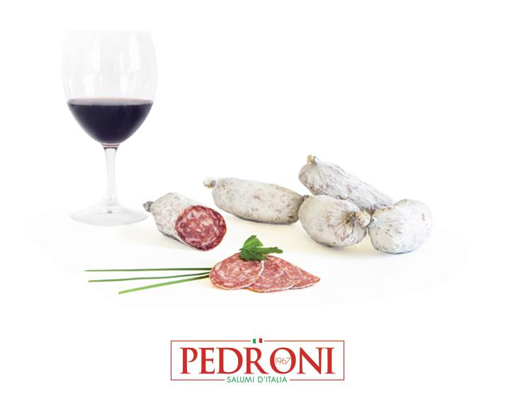 Salame Gustosello al Vino