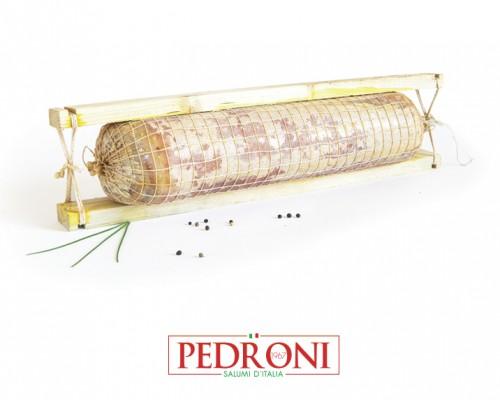 Pancetta Steccata